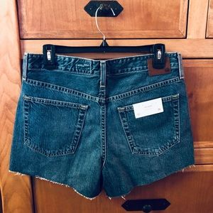 Ag Adriano Goldschmied Shorts - AG Jeans - Sadie High Rise Denim Shorts - NWT